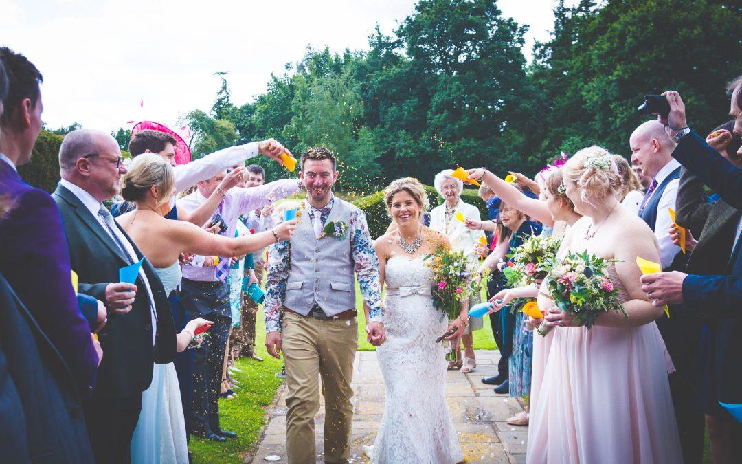 My First Wedding!