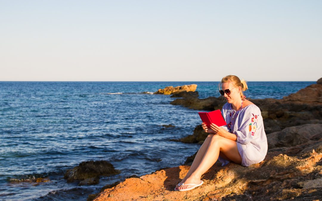 10 Books I'll be Reading In Ibiza
