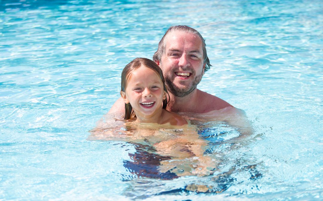 6 Tips for Teaching Your Child to Swim